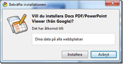 bekrafta-installation-tillagg-google-chrome