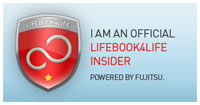 I am an official LIFEBOOK4Life Insider - powered by Fujitsu